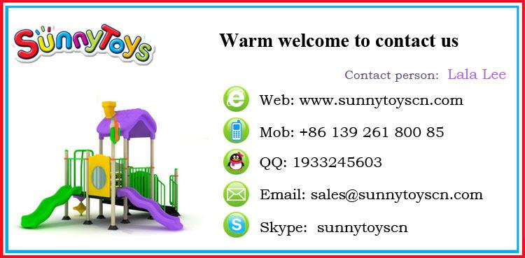 Солнечный Игрушки детский парк пластика маленькие дети открытая площадка слайд ST-L002A