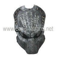 Wolf special wire mesh tactical military army polcie mask outdoor safety war game easy camouflage protective mask CL9-0041