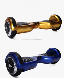 Hot sales Smart 2 wheel Self balancing Scooter electric unicycle with LED light