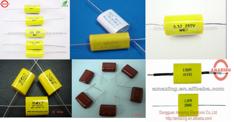 Film Capacitors Film Capacitor 2000v