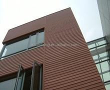 No Cracking WPC pvc exterior wall panel cladding siding