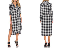 Trendy New Style Ladies Long Casual Homecoming Online Shopping Plaids Dress