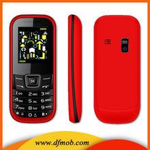 New Style 1.8 Inch Screen GPRS/WAP Quad Band Dual SIM Card MP3MP4 WHATSAPP FACEBOOK Mobile Phone Mini Small Size 1282
