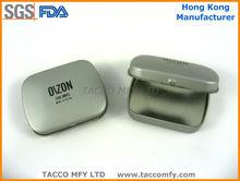 Custom mint sugar small tin case