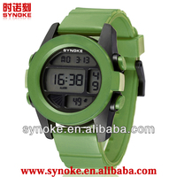 Electronic watch movement Waterproof Business Watch Plastic Lcd Watch with Smart Movement