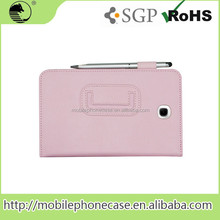 Useful Colorful Protective Universial Belt Clip 7 Inch Tablet Case For Samsung Galaxy Tab 3 7inch T210