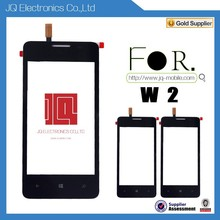 New stock No dead pixel touch screen digitizer for HUAWEI W2