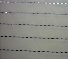 2013 security & watermark paper ,color fiber,security thread paper