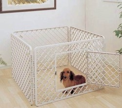 China manufacture JIUZHOU high quality fence dog cage strong stainless steel dog cage dog kennel cage