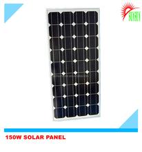 Taiwan cell A Grade quality monocrystalline solar panels 150W