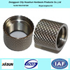 High Precision Bushing with Internal Thread Machinery Parts