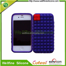 Graceful smart cover silicone mobile phone covers