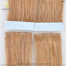 HOT new products for 2014 hair made in China Brazilian/Indian/Peruvian tape hair extensions skin weft