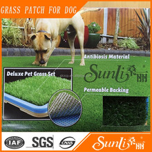 Deluxe and comfortable china putting green artificial turf for dogs