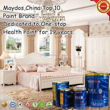 Maydos water base clear glossy wood varnish /WP16003