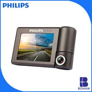 필립스 1080 마력 R300 미니 자동차 대시 캠 레코더 tv 아웃 비디오 출력