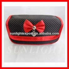 cosmetic bag with mirror,promational cosmetic bag