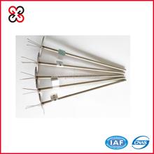 high temperature K/J/T/E/R/N type temperature sensor thermocouple