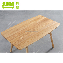 3096 solid wood dining table wood craft