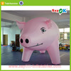 pink cartoon characters giant inflatable flying pig for outdoor
