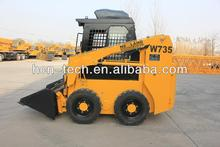 35KW China wheel loader perkins engine with standard bucket