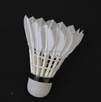 Casual sports feather badminton shuttlecock indoor