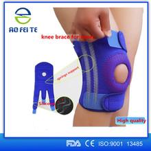 New product OEM knee brace adjustable climbing neoprene protective stretch knee support brace