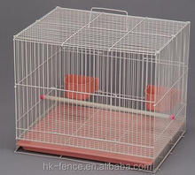 Welded wrie bird cage and animal cage for pigeon or parrot or rabbit SGS Certificate