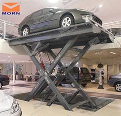 УТРОМ электрический гидравлические ножницы лифт для автомобилей платформы для продажи