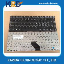 Factory Price Laptop Keyboard for Asus Z96 Z96F Z96J Z96H Z96S black IT/US/SP/RU