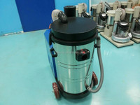 Lasting working 24 hours 640m3/h 50mbar 2hp heavy duty Industrial electric vacuum cleaner DC-HTB100-203