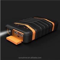 18000mAh Waterproof Shockproof Dustproof Portable Power Bank for Mobile Phones
