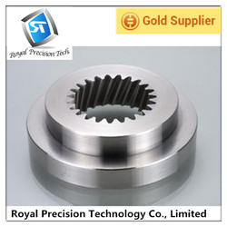 german turning milling drilling for machinery parts machine parts