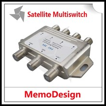 Excellent Quality Component 3*4 satellite multiswitch