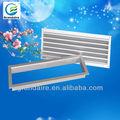 rejillas de ventilación para las puertas