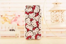 China Supplier New 3D Sublimation Case for iPhone 5; iPhone 6; iPhone 6+