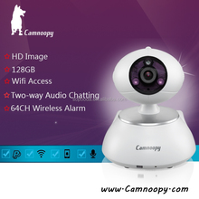 New Products P2P 720P Wireless Pan Tilt SD Card indoor Security IP Camera Factory Looking For Agents