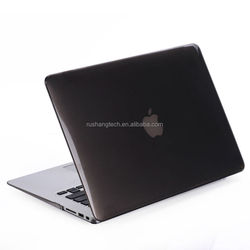 PC material transparent crystal shell wholesale price For Macbook Pro case, crystal case for Apple For Macbook Pro