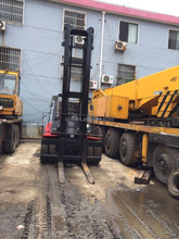7 ton forklift very hot sale forklift used toyota 7FD70 original from Japan for sale