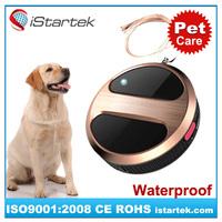 Mini gps dog collar tracker/receiver for animals/pet