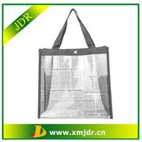 Promotional Custom Transparent PVC Beach Bag