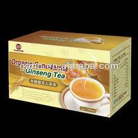 Ganoderma Ginseng Tea