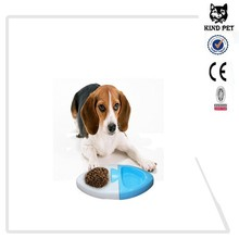 2015 pet water feeder dog feeder slow feed dog bowl