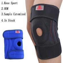 Good Sports Support High Quality Adjustable Elastic Sport Knee Sleeve