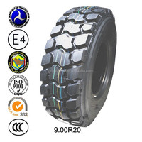 """Inner Tube Type and 16"""" - 20"""" Diameter 9.00r20 tire for truck and bus used"""