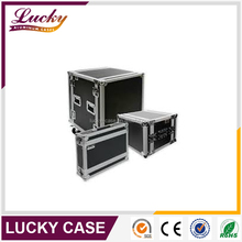 Custom shockproof made by lucky with high quality aluminum rack cases