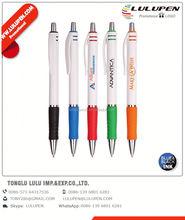 thumbs up bend-a-promotional pen; hi shine metallic ballpoint pen; plastic transparent ball pen