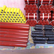 Good quality steel conveyor roller for mining belt conveyor