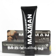 2015 best selling! MAXMAN I ampliación del pene crema