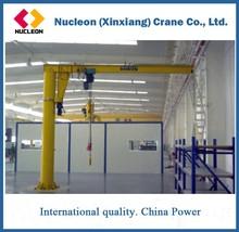 BZD model mini jib crane, 2 ton jib crane new design